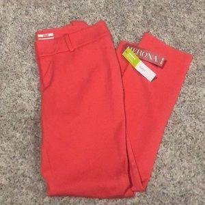 Coral Merona Ankle Dress Pants - Size 2